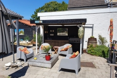 Garden & Facilities - Gardenkitchen  -BBQ3