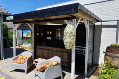 Garden & Facilities - Gardenkitchen  -BBQ 4