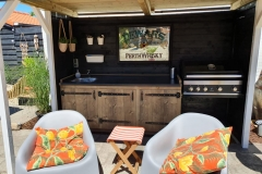 Garden & Facilities - Gardenkitchen  -BBQ 6