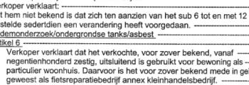 Saartje van Splunter eigenaar Veerweg 164