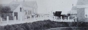 De waterput op kavel Veerweg 164
